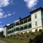 Klasztor w Komańczy